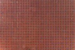 La pierre rouge sale de modèle de plancher aiment la texture d'architecture photo libre de droits