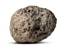 La pierre volcanique Photo libre de droits