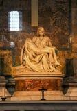 La Pieta by Michelangelo stock photography
