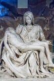 La Pieta Saint Peter Basilica Vatican Stock Image