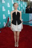 La pietra della Emma al film 2012 di MTV assegna gli arrivi, il Amphitheater di Gibson, la città universale, il CA 06-03-12 Fotografia Stock