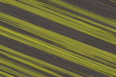 La pietra diagonale 3d della parete delle bande di giallo del fondo della costruzione rende Immagine Stock Libera da Diritti