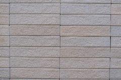 La pietra grigia blocca la parete Fotografia Stock Libera da Diritti