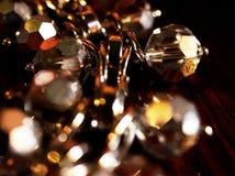 La pietra jewels il clouse su Fotografia Stock