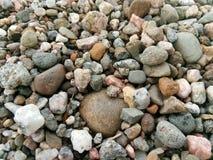 La pietra meravigliosa Immagine Stock