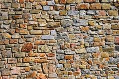 La pietra ostruisce la struttura Fotografia Stock