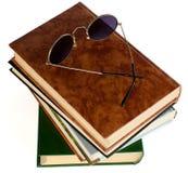 La pila de libros Imágenes de archivo libres de regalías