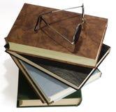 La pila de libros Fotos de archivo
