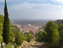 La Pilavica Village - Costa Blanca - Spain Royalty Free Stock Photography