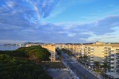 La Pineda, Spanje stock fotografie