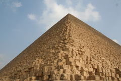 La piramide rossa di Dahshur Fotografia Stock Libera da Diritti