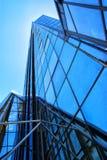 La piramide in La Vella dell'Andorra Fotografie Stock