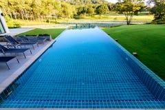 La piscina immagini stock