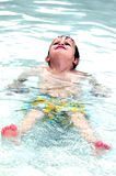 La piscina Imagenes de archivo