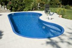 La piscina Foto de archivo libre de regalías