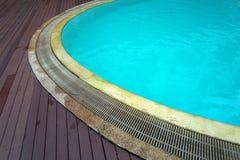 La piscina Fotos de archivo libres de regalías