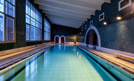La piscina vieja imagen de archivo libre de regalías