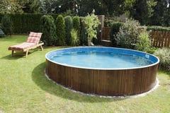 La piscine Image stock