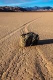 La pista Death Valley Fotografia Stock Libera da Diritti
