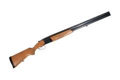 La pistola della fucilazione ha isolato Fotografia Stock Libera da Diritti