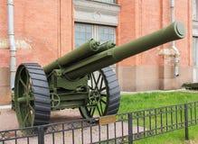 La pistola di campo pesante del sistema di Armstrong Fotografia Stock Libera da Diritti