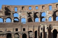 La place célèbre de Colosseum image stock