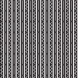La place noire avec la ligne blanche de zigzag et la ligne droite modèlent le Ba Images libres de droits