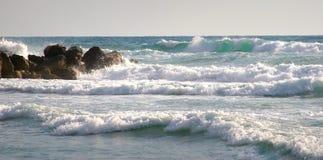 La plage Photo stock