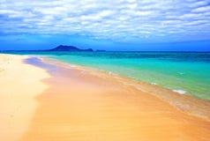 La plage Photographie stock libre de droits