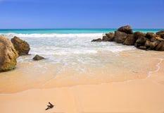 La plage Image stock