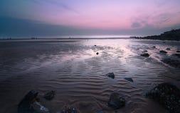 La plage image libre de droits