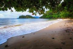 La plage d'Andaman Photo stock