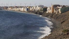 La plage d'océan Photographie stock