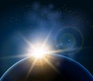 La planète de la terre illustration de vecteur