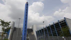 La planta de la basura-a-energía del GRUPO de la compañía TRM-IREN almacen de video