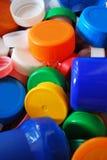 La plastica ricopre il fondo Fotografia Stock Libera da Diritti