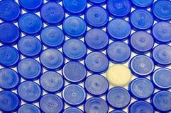 La plastica ricopre la priorità bassa Fotografia Stock Libera da Diritti