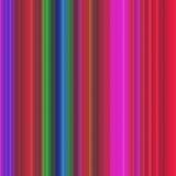 La plastica variopinta gradisce la struttura astratta regolare con il blu rosa-rosso Fotografia Stock