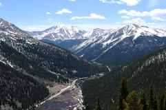 La Plata Peak royalty free stock photos
