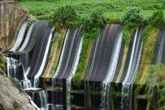 La Plata Porto Rico de Represa Lago Foto de Stock Royalty Free