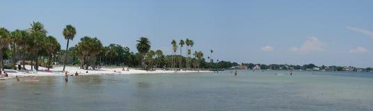 La playa Imágenes de archivo libres de regalías