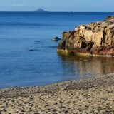 La playa Royalty Free Stock Photo