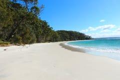 La playa de Murray, Australia Imágenes de archivo libres de regalías