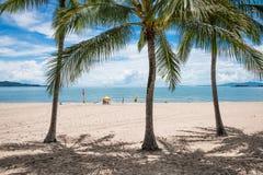 La playa del filamento, Townsville, Australia Fotos de archivo