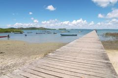 La playa del rdia del ³ de Misericà foto de archivo libre de regalías