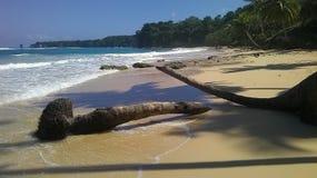 La playa Preciossa Fotos de archivo