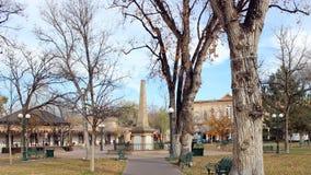 La plaza du centre Photo stock