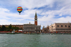 La plaza Venecia de San Marco imagen de archivo