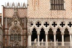 La plaza Venezia del San Marco immagini stock