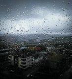 La pluie Photo libre de droits